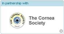 In Partnership with The Cornea Society